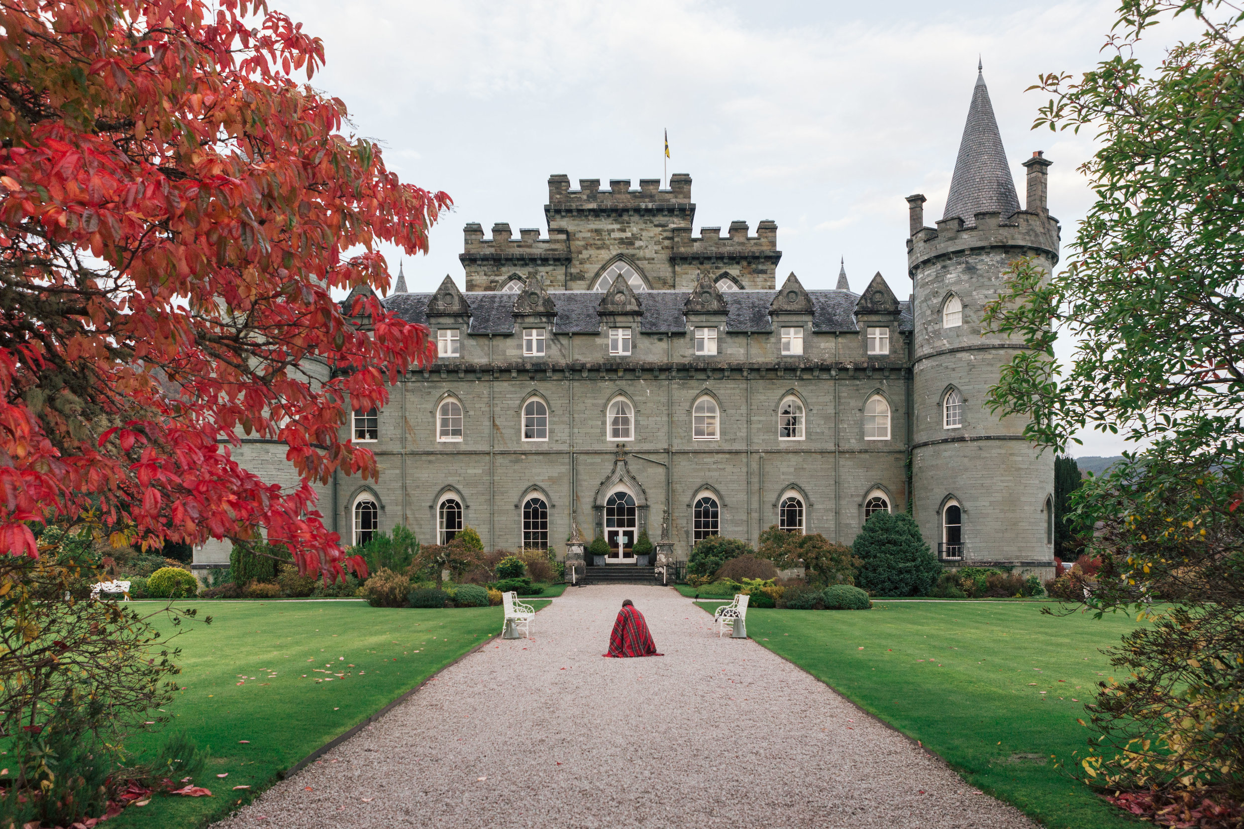 Scotland Inveraray Castle