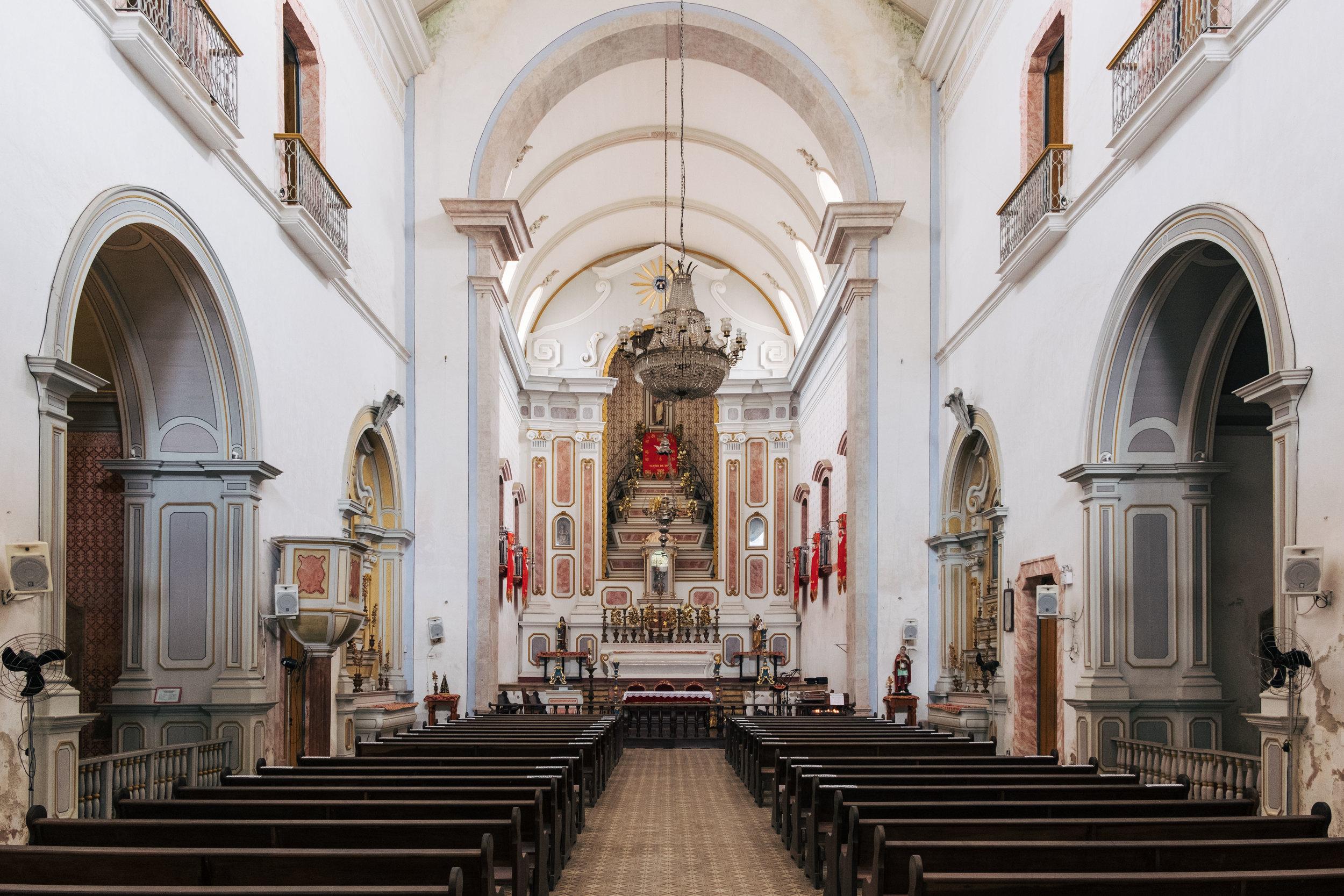Paraty church