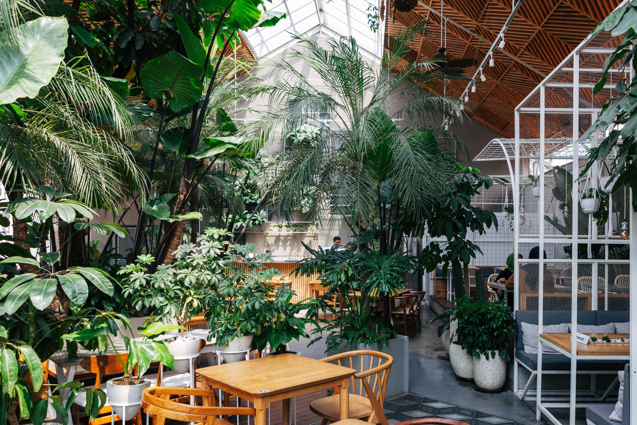 Cafe Jardin Bandung