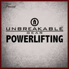 Unbreakable Gear powerlifting Gear