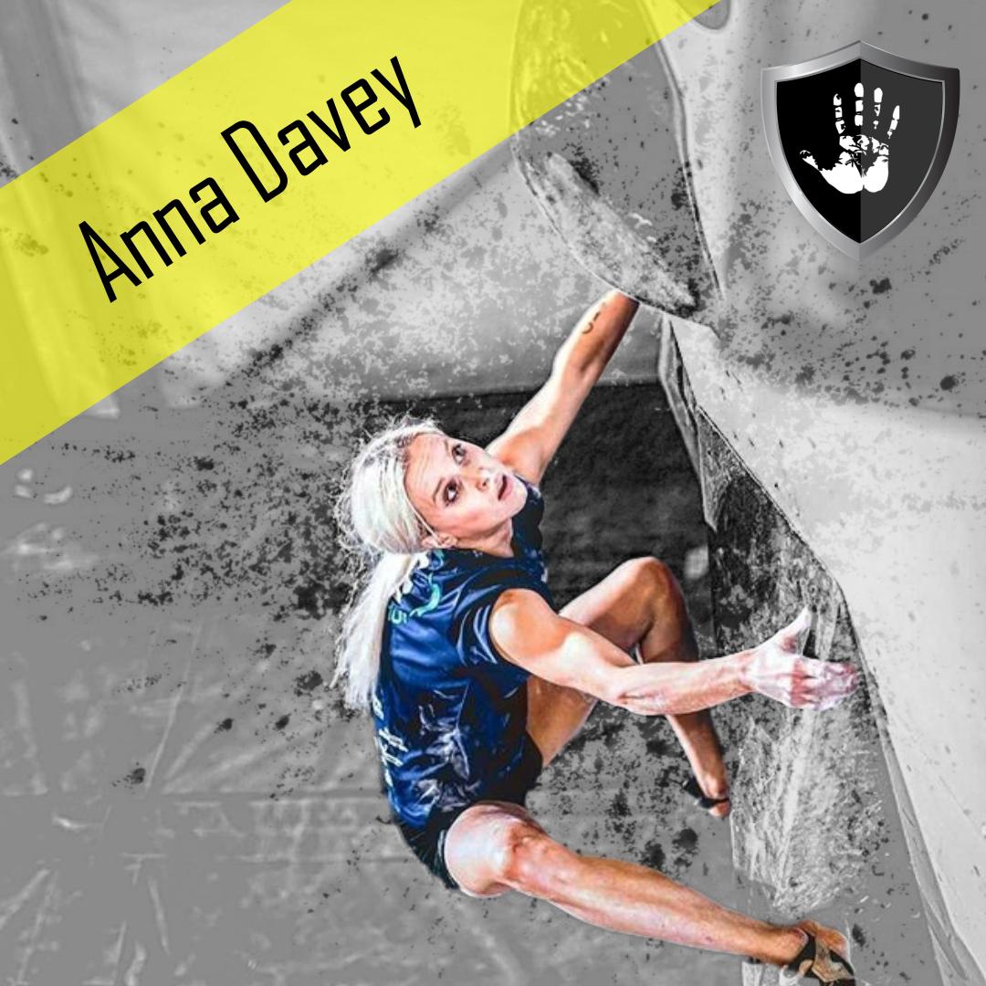 Anna Davey Climber