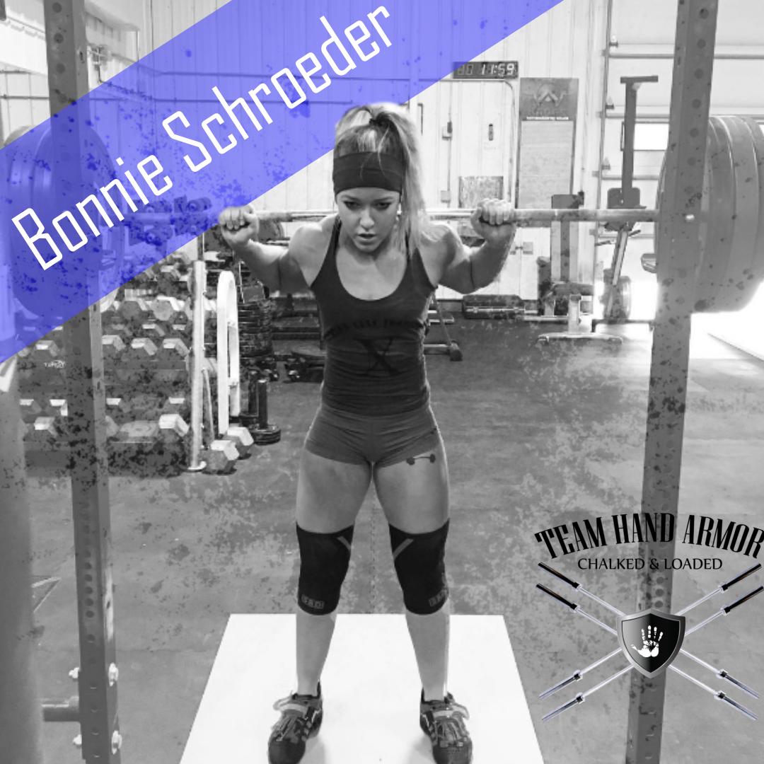 Bonnie Schroeder Powerlifter