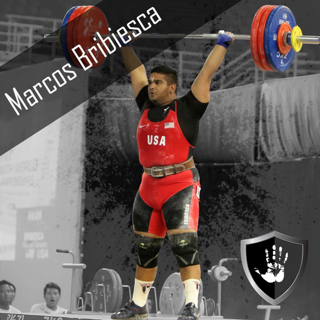 Marcos Bribiesca Weightlifter