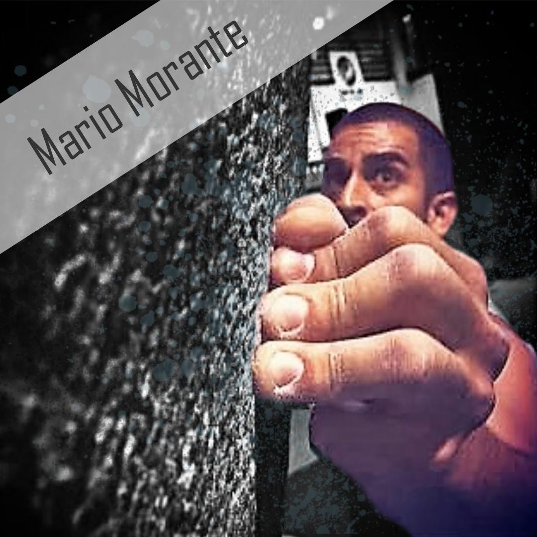 Mario Morante Climber
