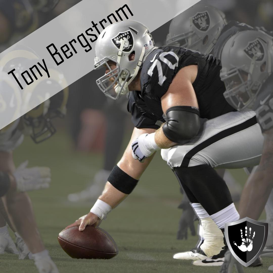 Tony Bergstrom NFL