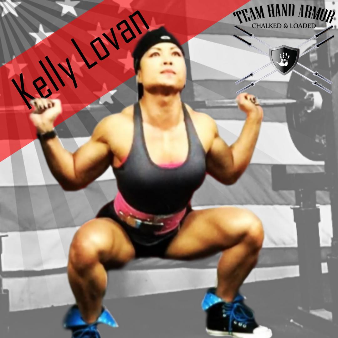 Kelly Lovan NPC/Powerlifter