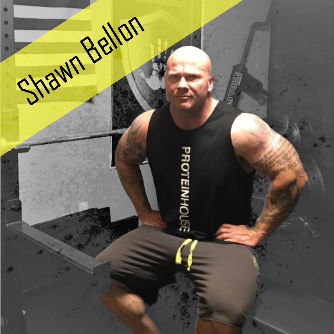 Shawn Bellon Powerlifter