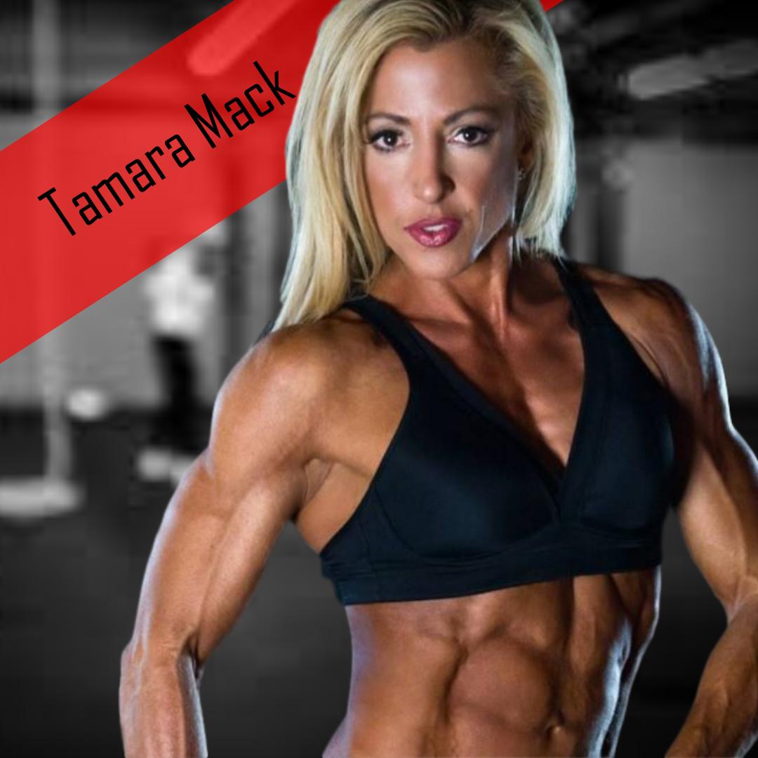 Tamara Mack Powerlifter/Figure