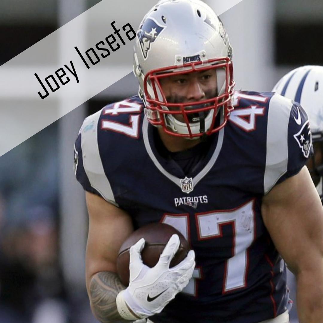 Joey Iosefa NFL