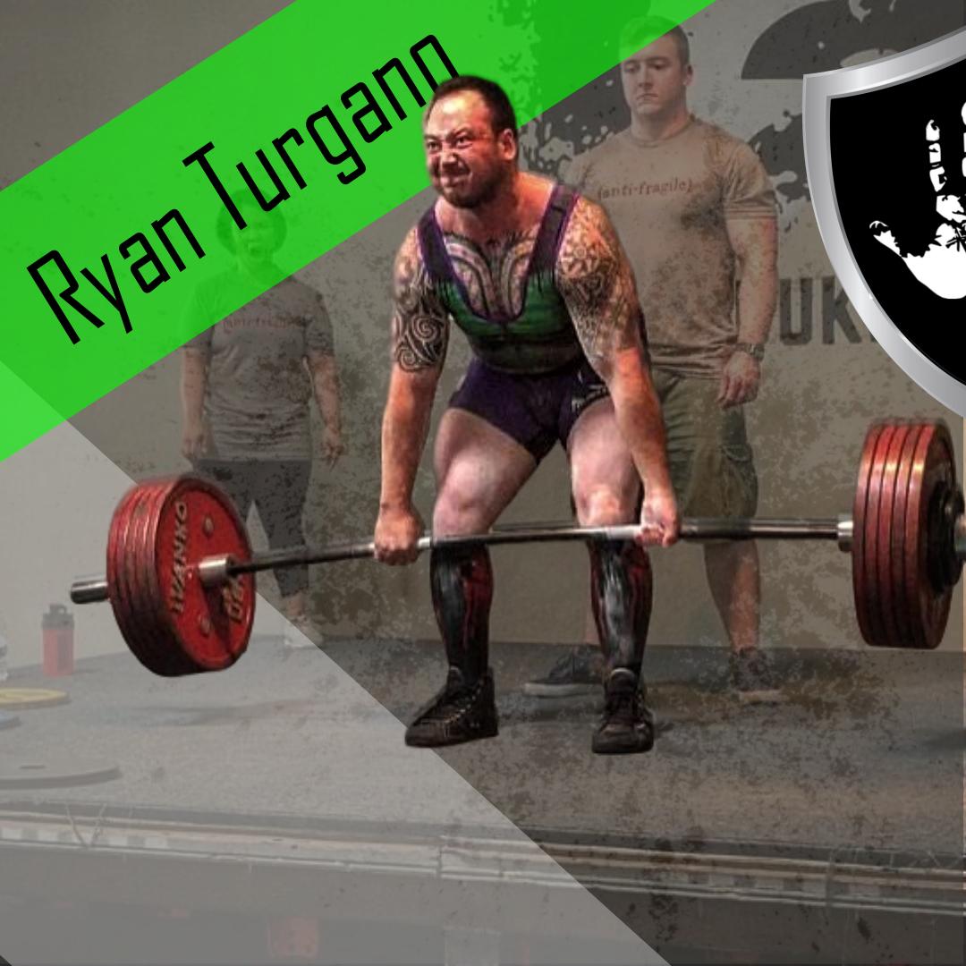 Ryan Turgano Powerlifter