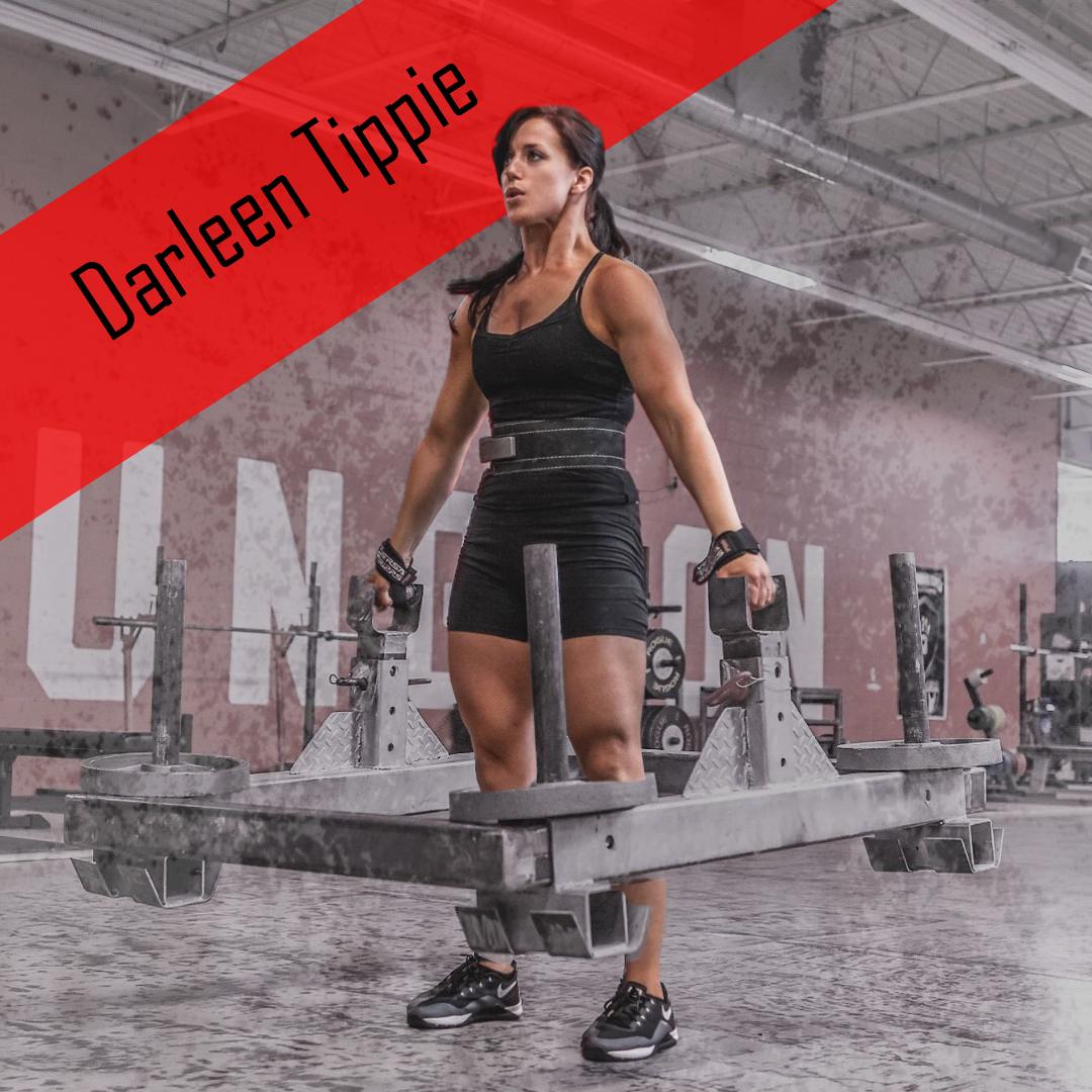 Darleen Tippie Strongwoman