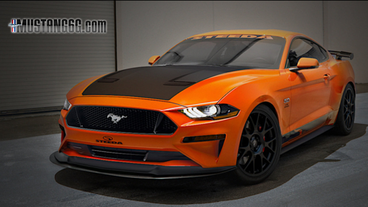 2018 Steeda Q-Series Mustang Preview