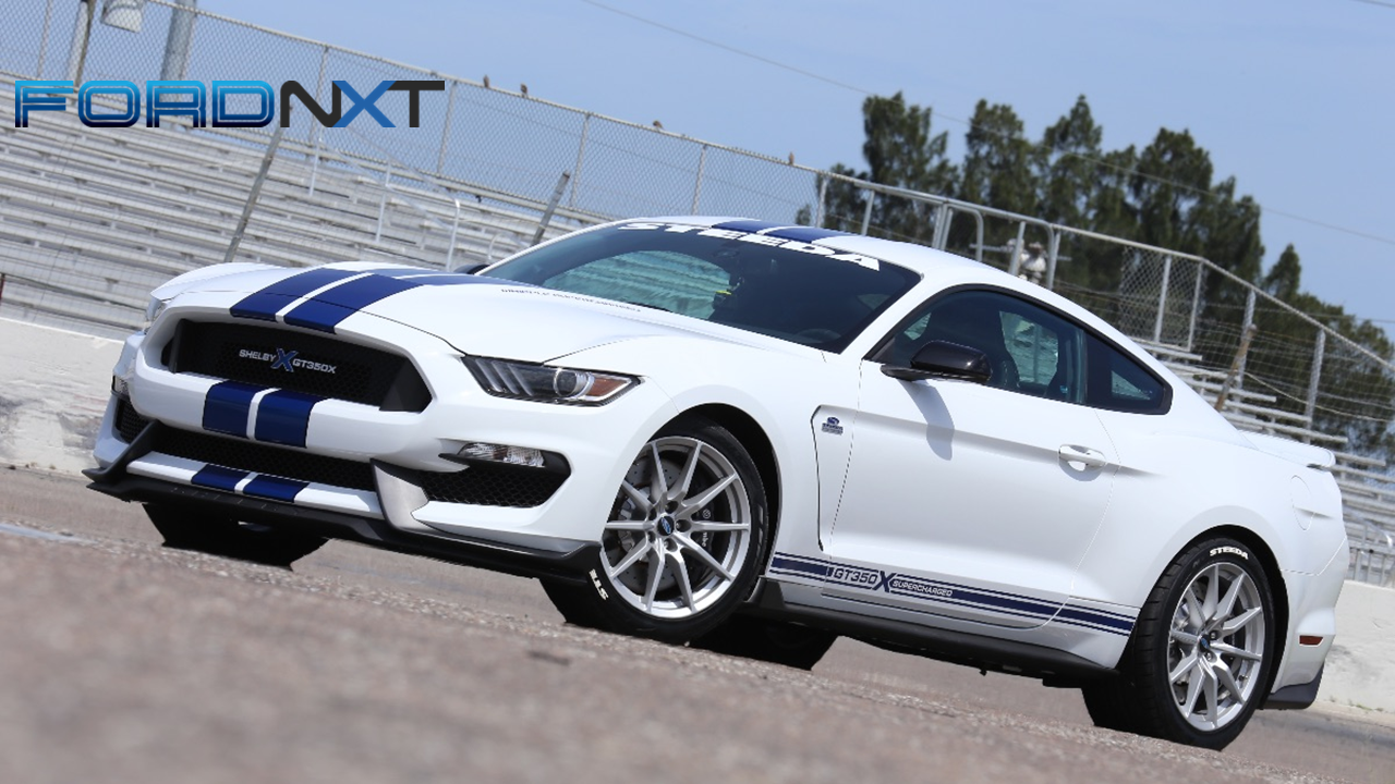 Steeda Turns The Shelby Up To 11 With The GT350X