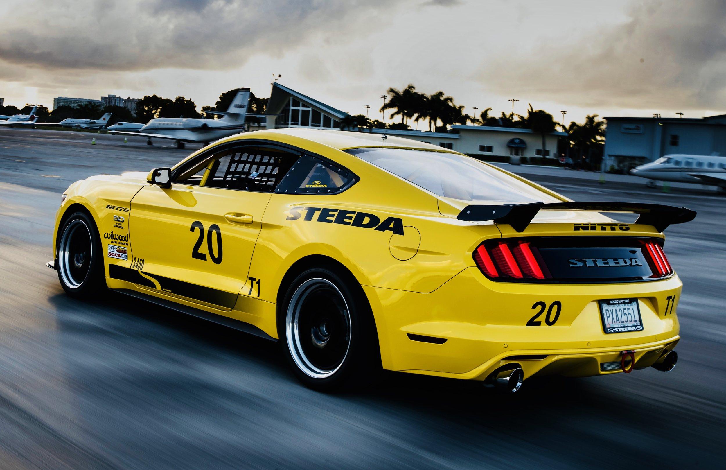 Steeda Race Cars