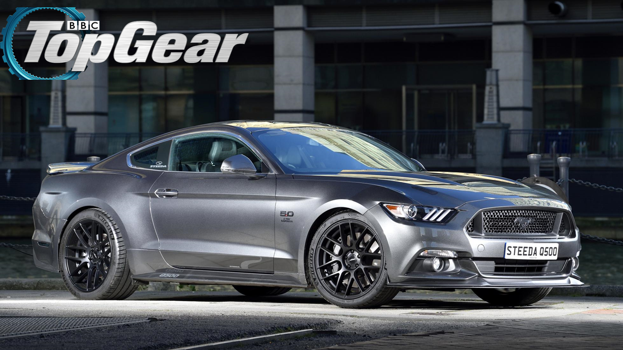 First drive: Steeda Ford Mustang Q500 Enforcer