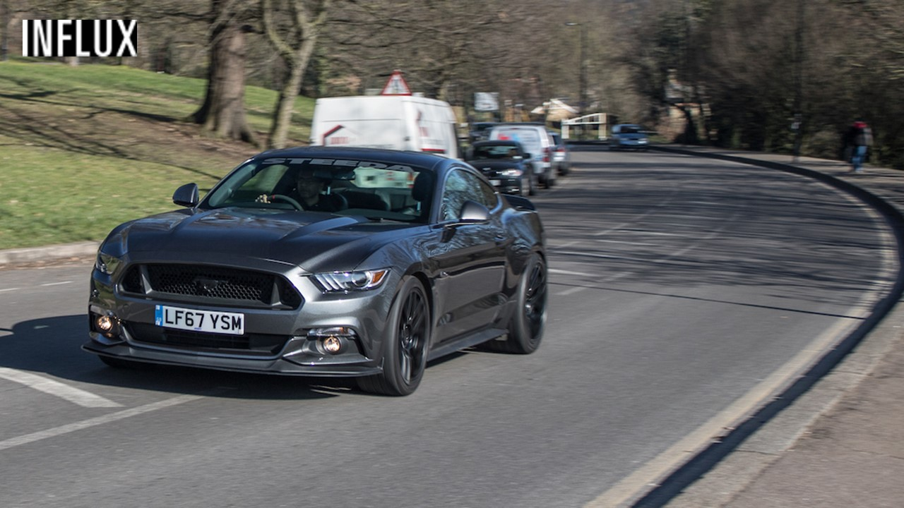 Fancy a Modified Mustang? Check out the Steeda Q500 Enforcer