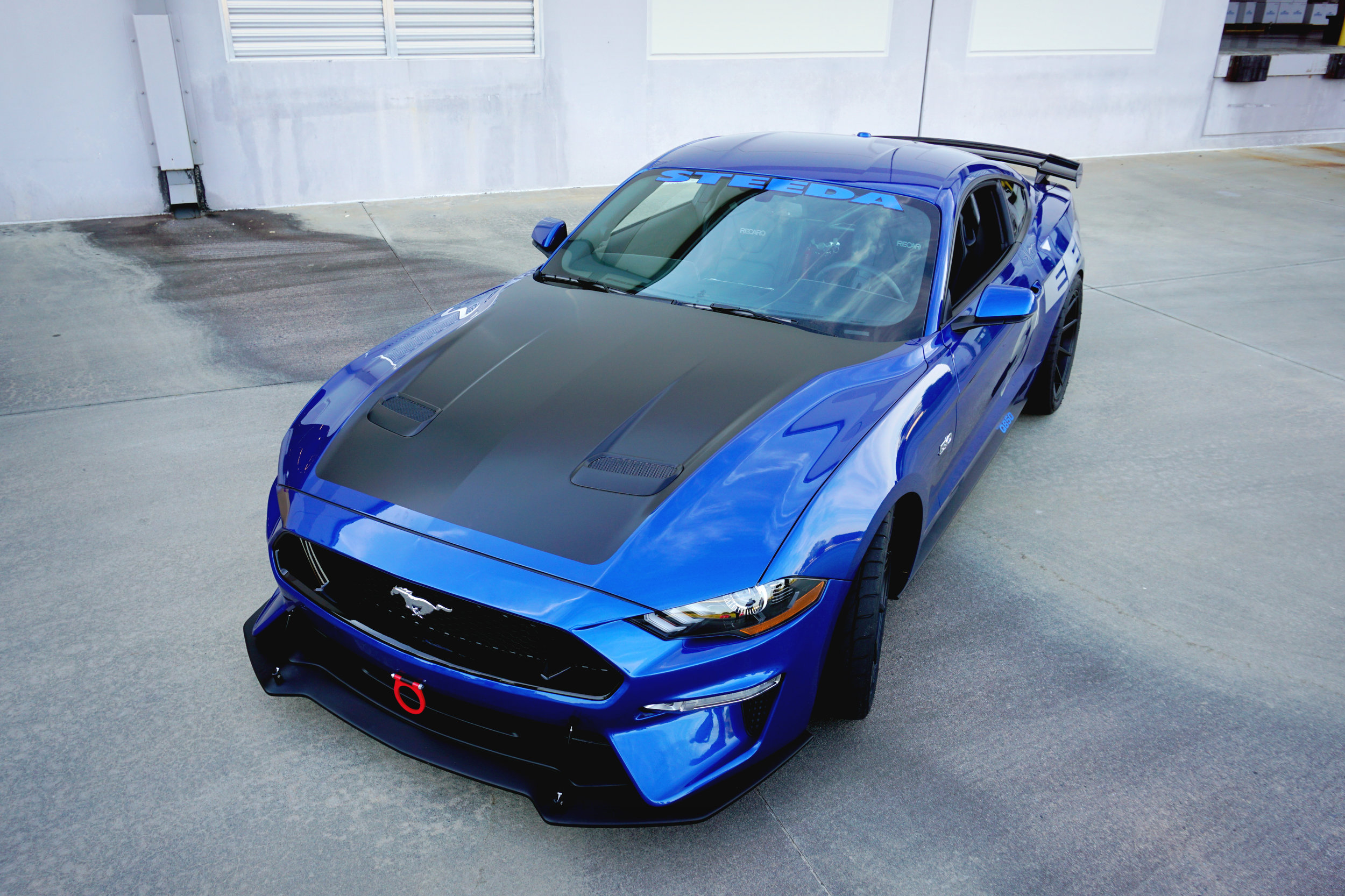 Steeda Q850 Streetfighter The Ultimate Performance Mustang