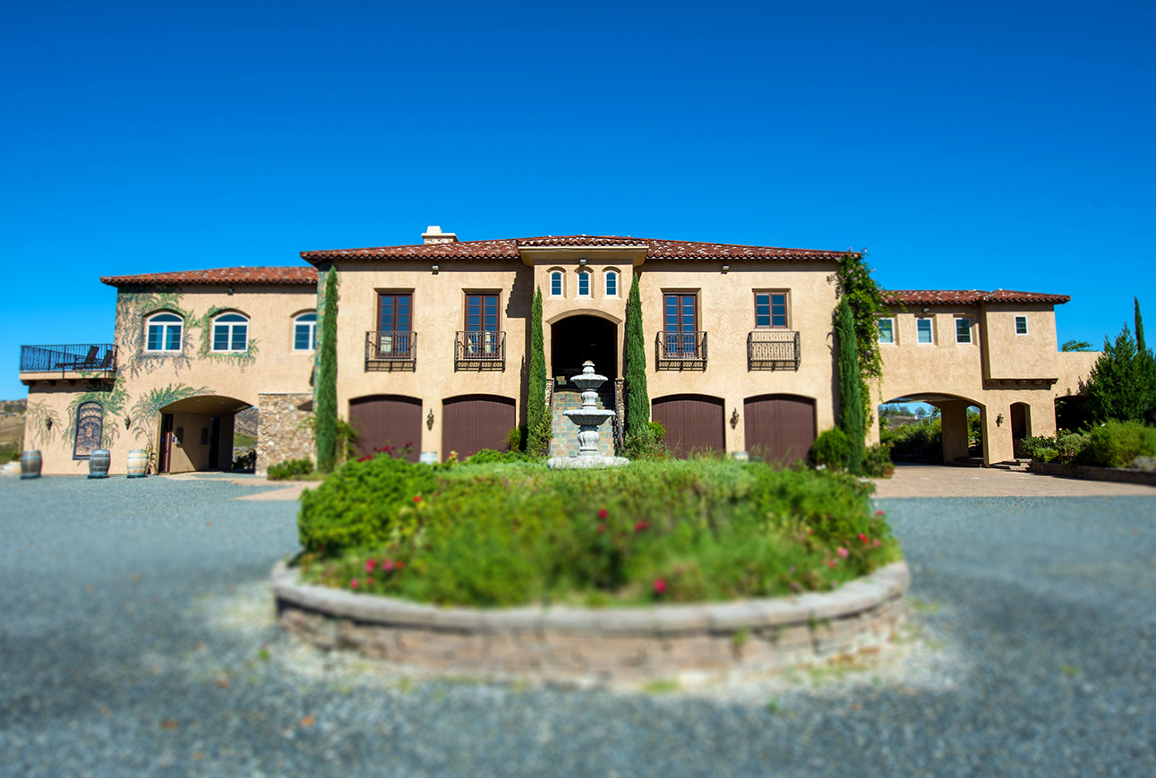 Enjoy a one-of-a-kind wine experience    At GBV's    Private Tuscan Villa    View Our Property