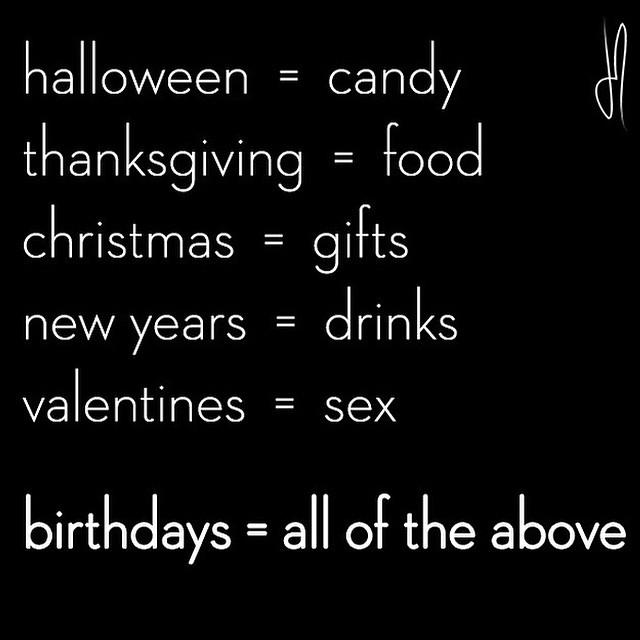 ⭐️#blacklisted #bday #xmas #thanksgiving #newyears #valentines #celebrate #life #love #happyfriday
