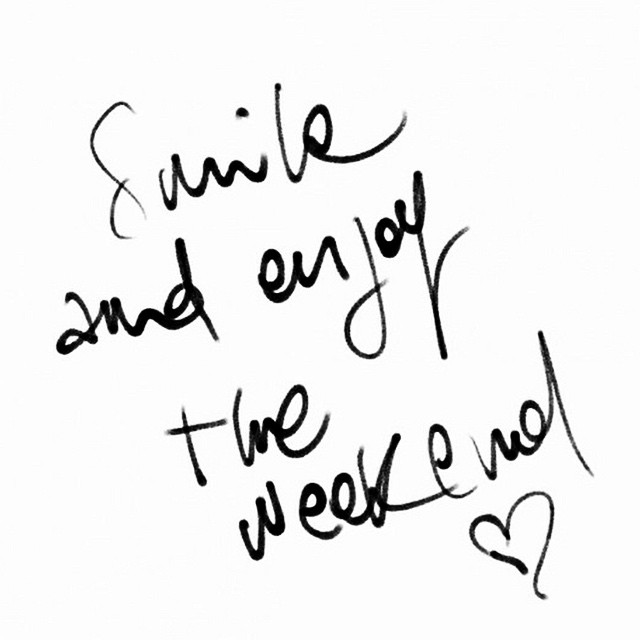 ⭐️#blacklisted #smile #enjoy #relax #happy #bepresent #weekend