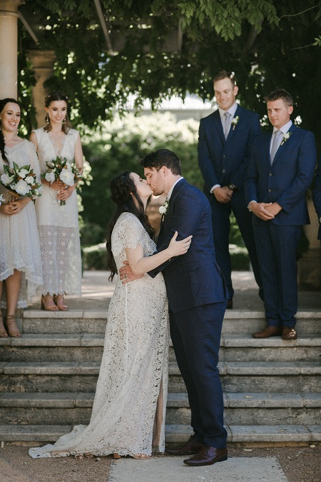 Kamahli + Josh - Margaret River, PerthFebruary 24, 2017Images courtesy of Folklore Weddings