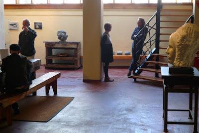 Gallery 2: Daniel Crawshaw's farewell exhibition