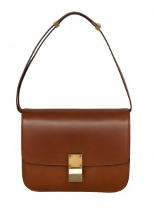 Celine Camel Box Bag