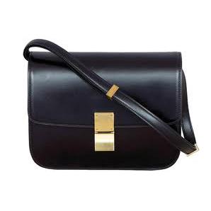 Celine Black Box Bag