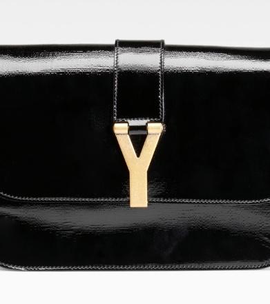 Yves-Saint-Laurent-Chyc-Large-Patent-Flap-Shoulder-Bag-3