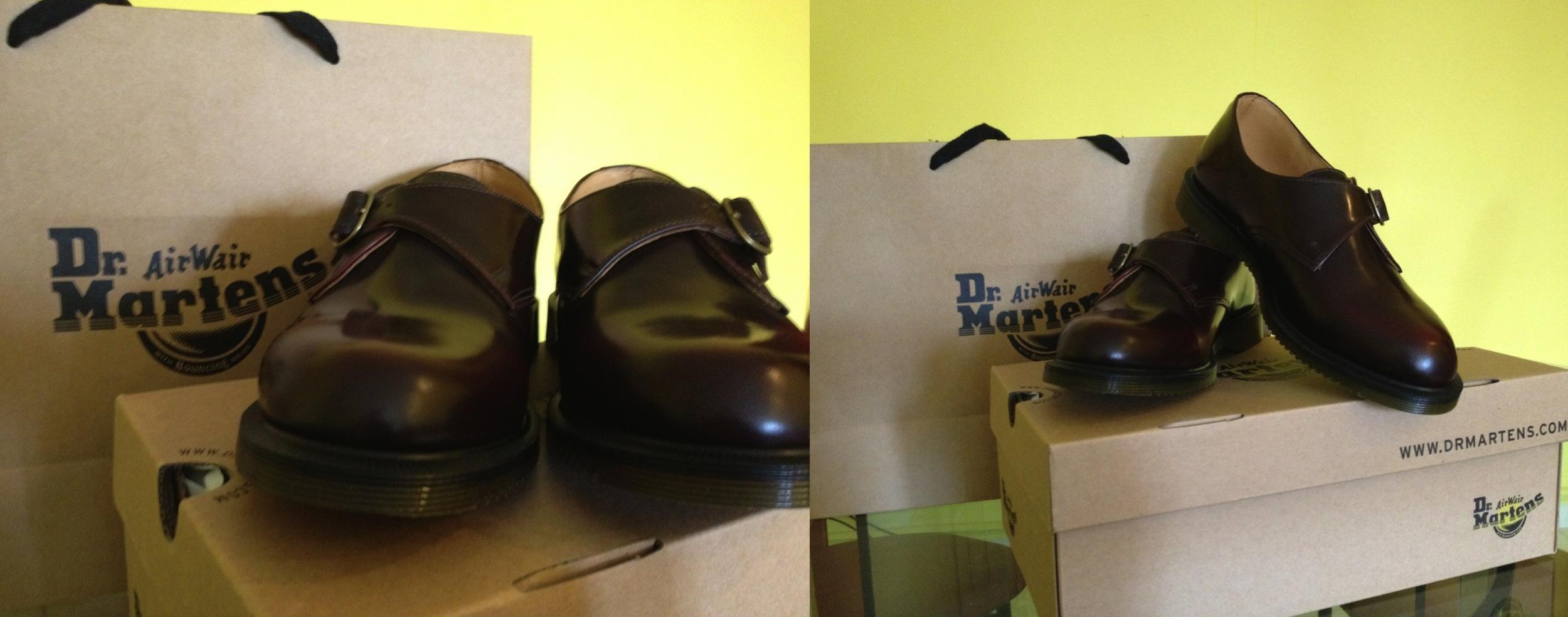 Dr Martens Lorne Shoes