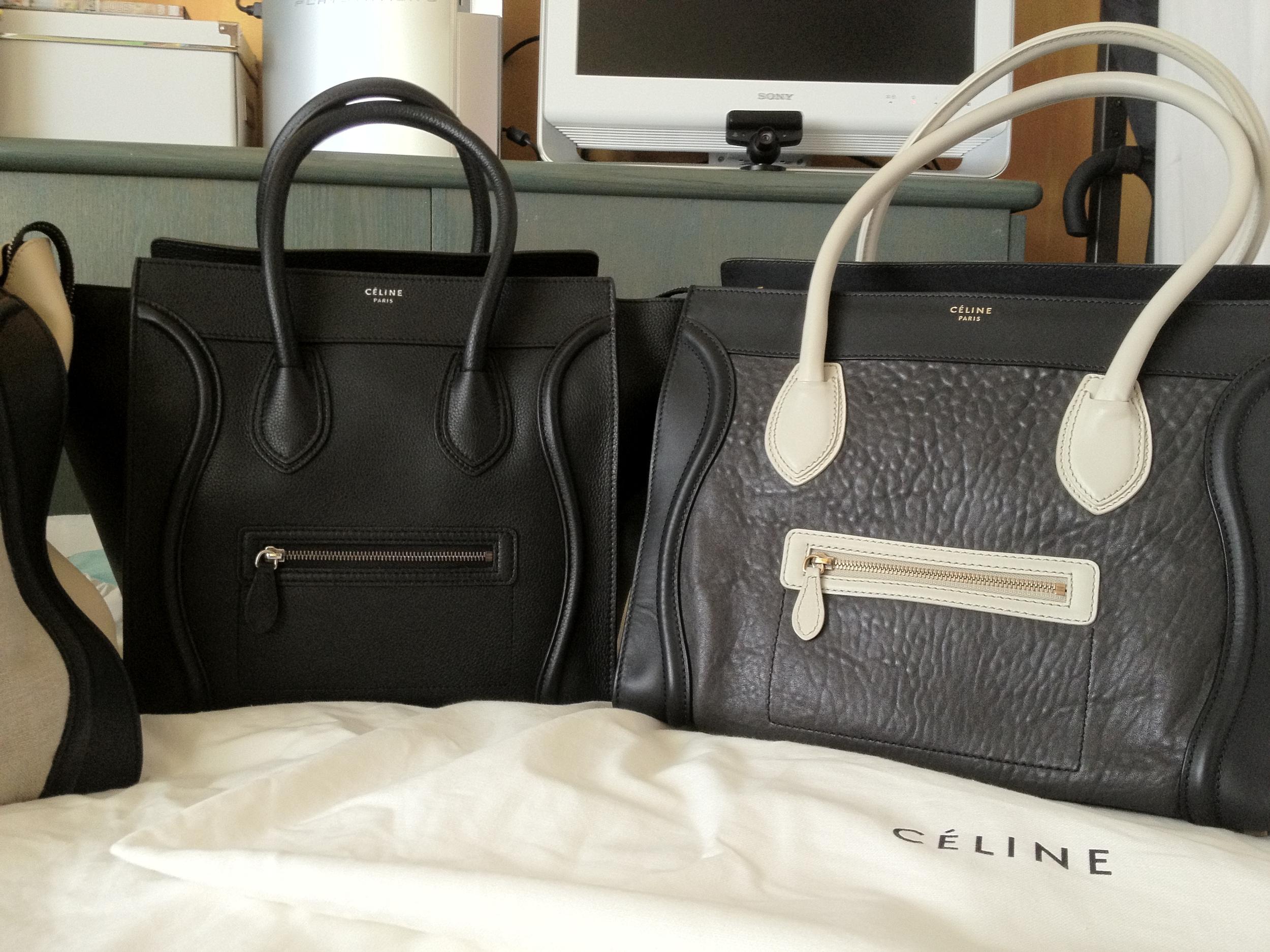 Celine Luggage Tote 1