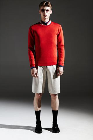 Jonathan Saunders Spring Summer 2013 Menswear