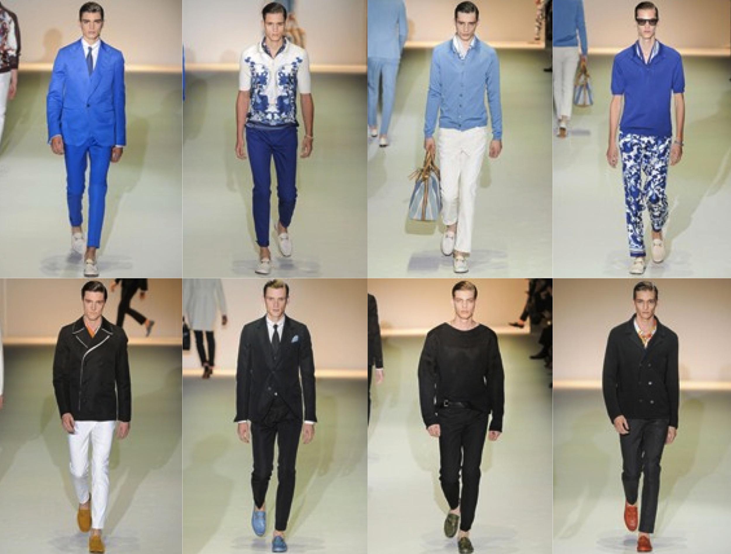 Gucci Spring Summer 2013 Menswear 2