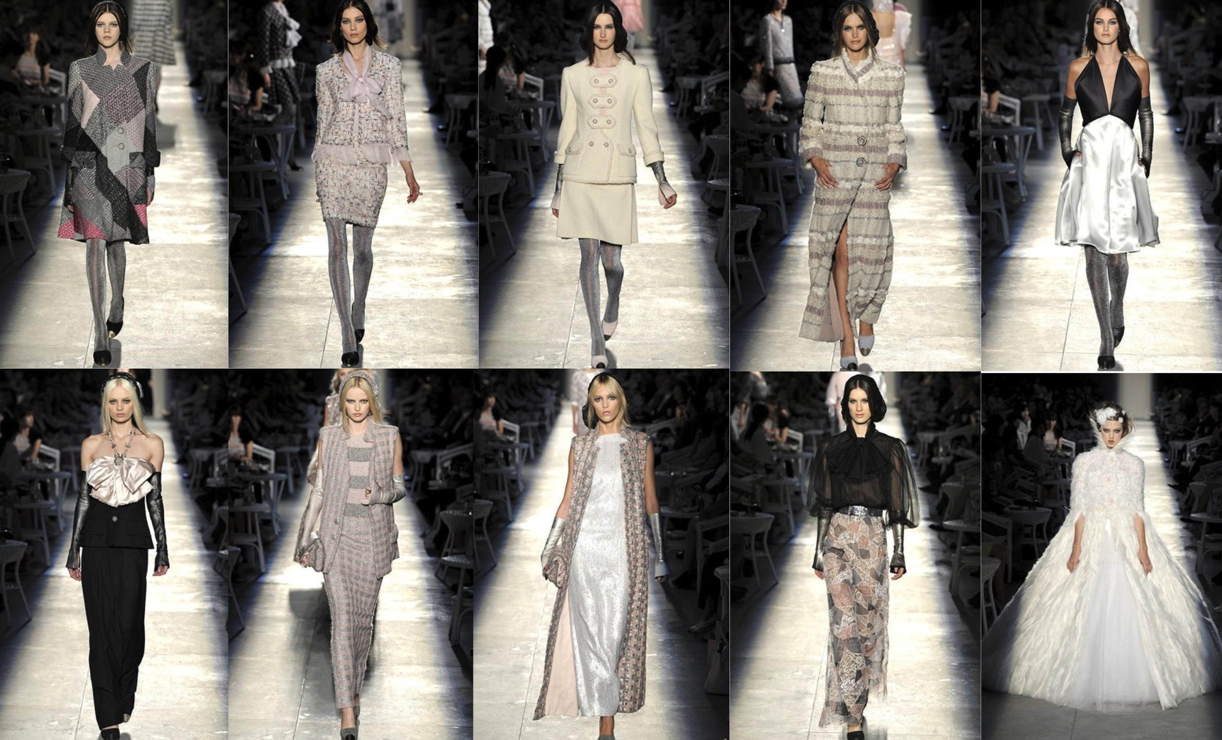 Chanel Fall Winter 2012 Couture Collection