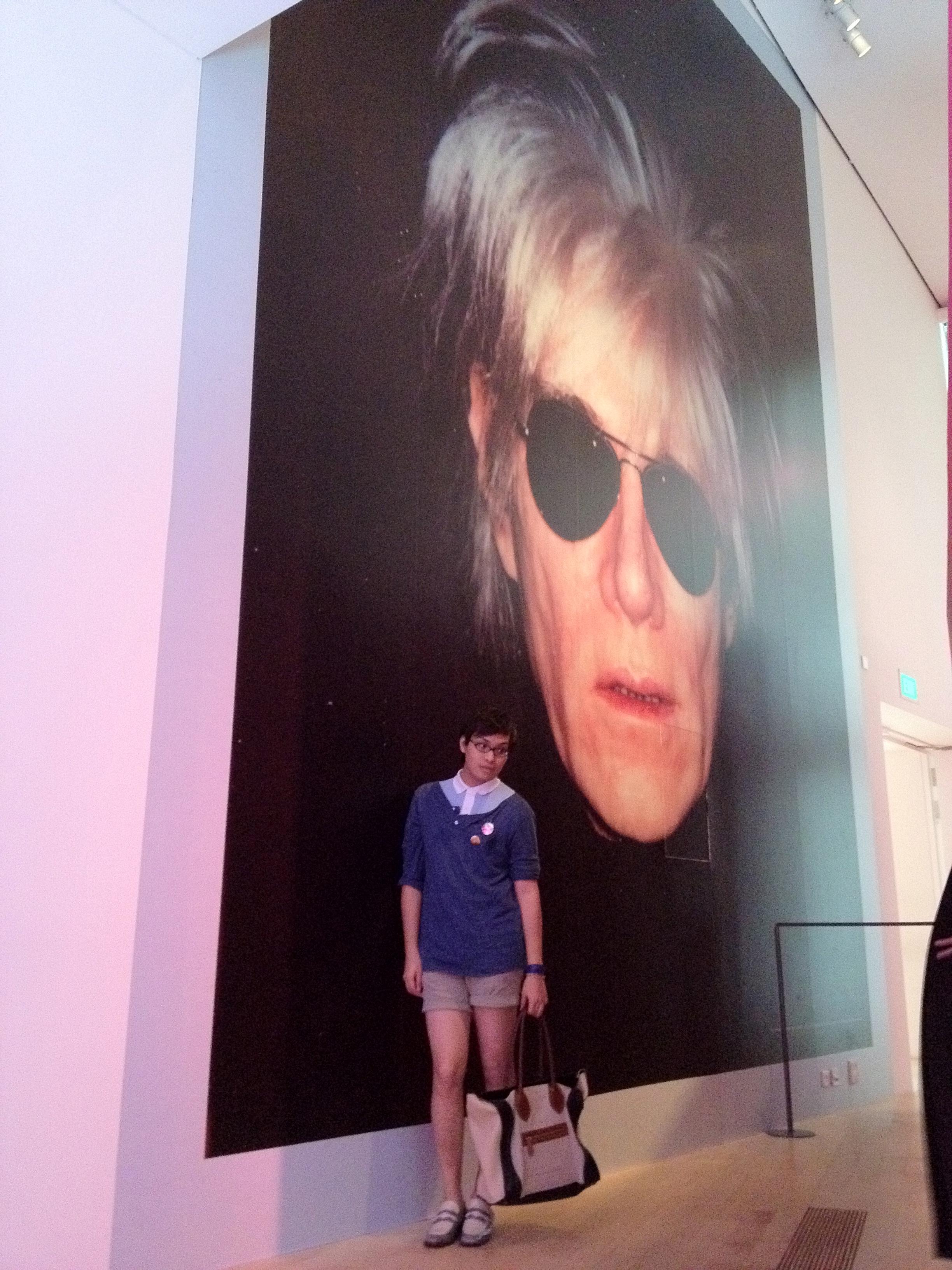 a.Fasione at Andy Warhol