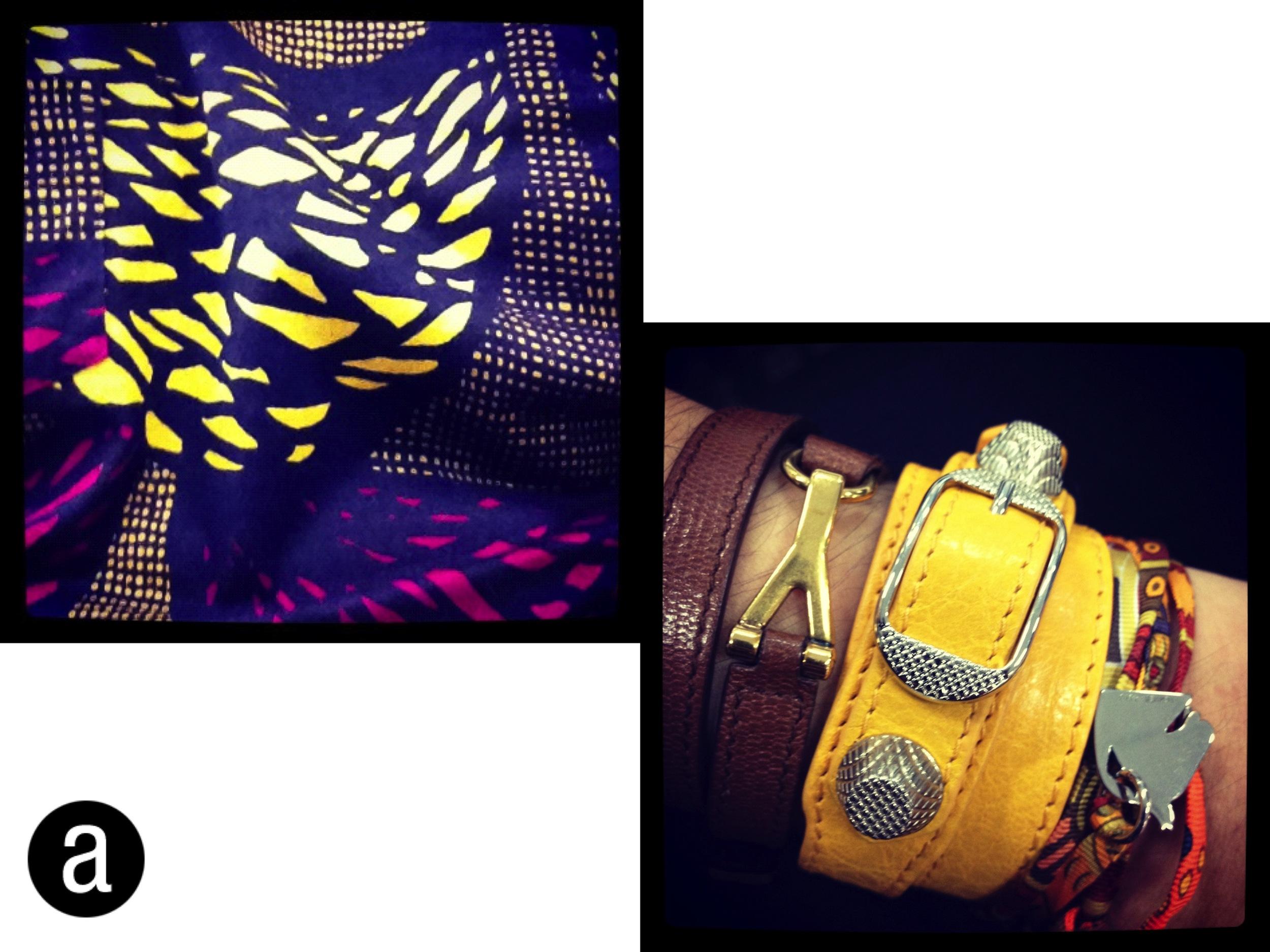 aMusing Photo Collage 5 - Prints, Patterns & Color