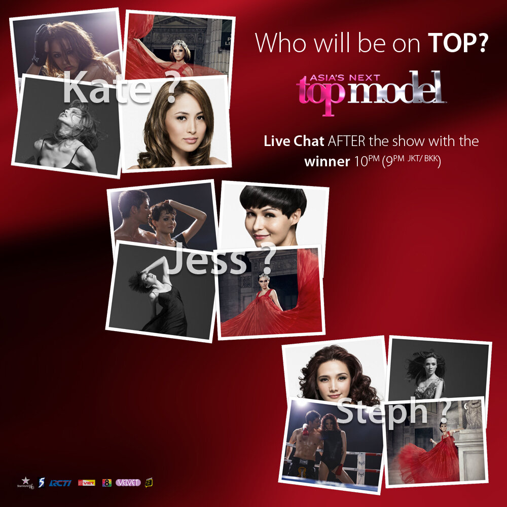 Asia's Next Top Model Finale - Season 1
