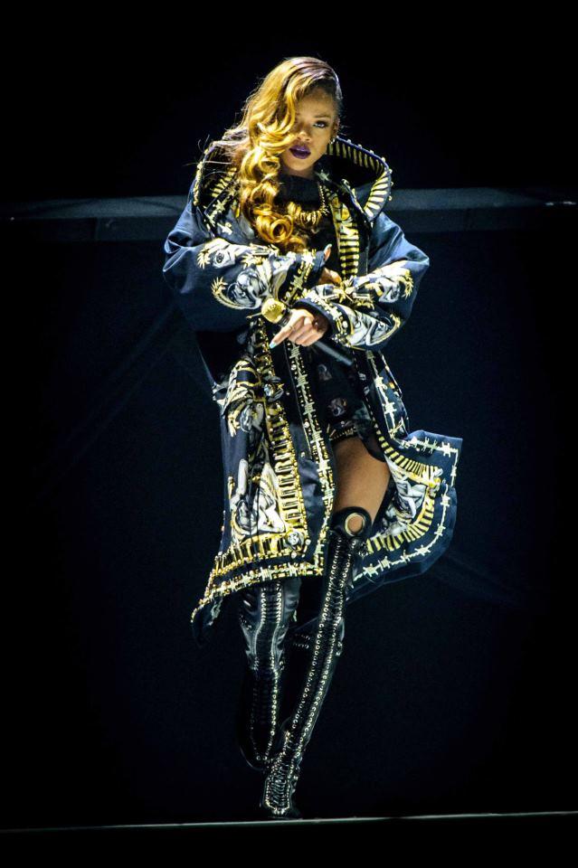 Givenchy for Rihanna 4