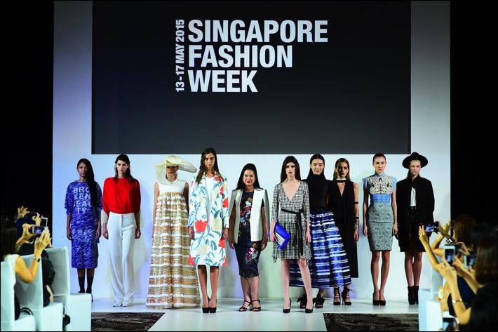 2015 Singapore Fashion Week
