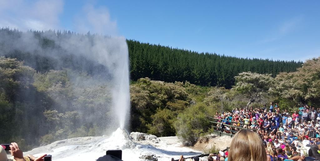 Rotorua - Wai-O-Tapu