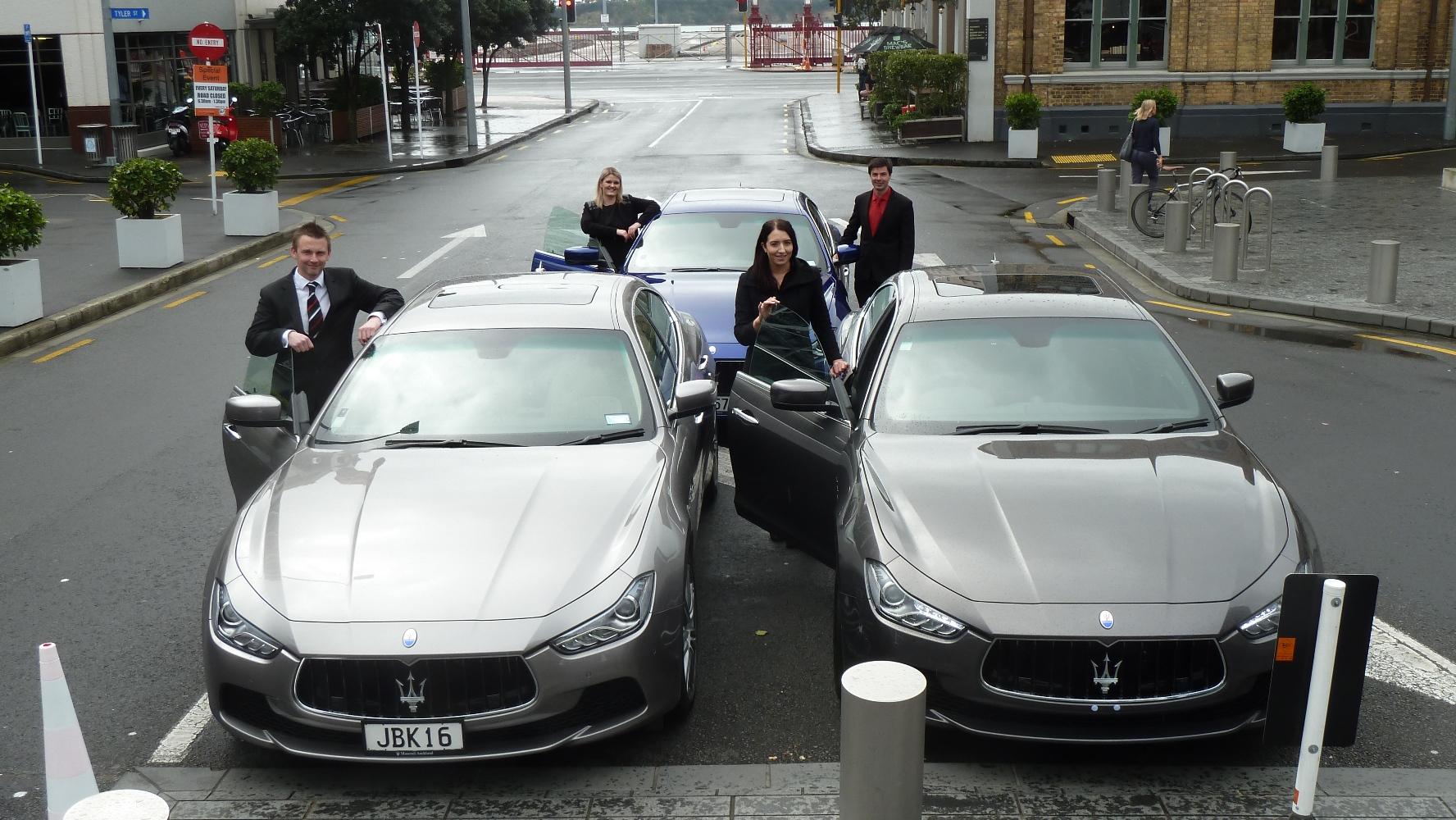 Valet Parking Team