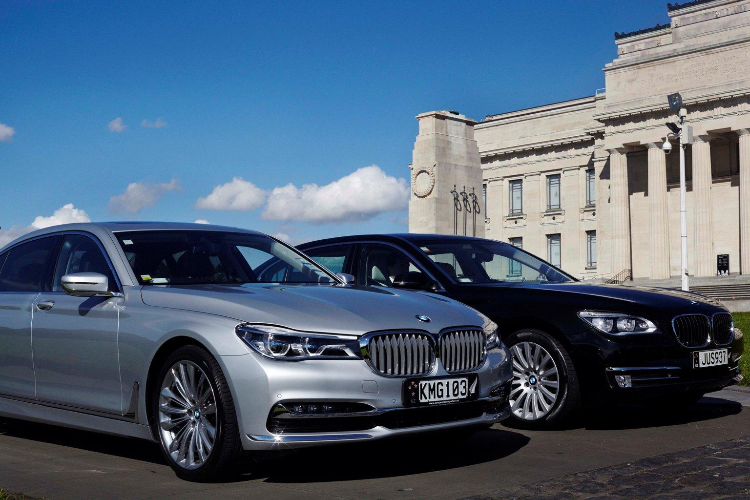 BMW 7 Series VIP Sedan's