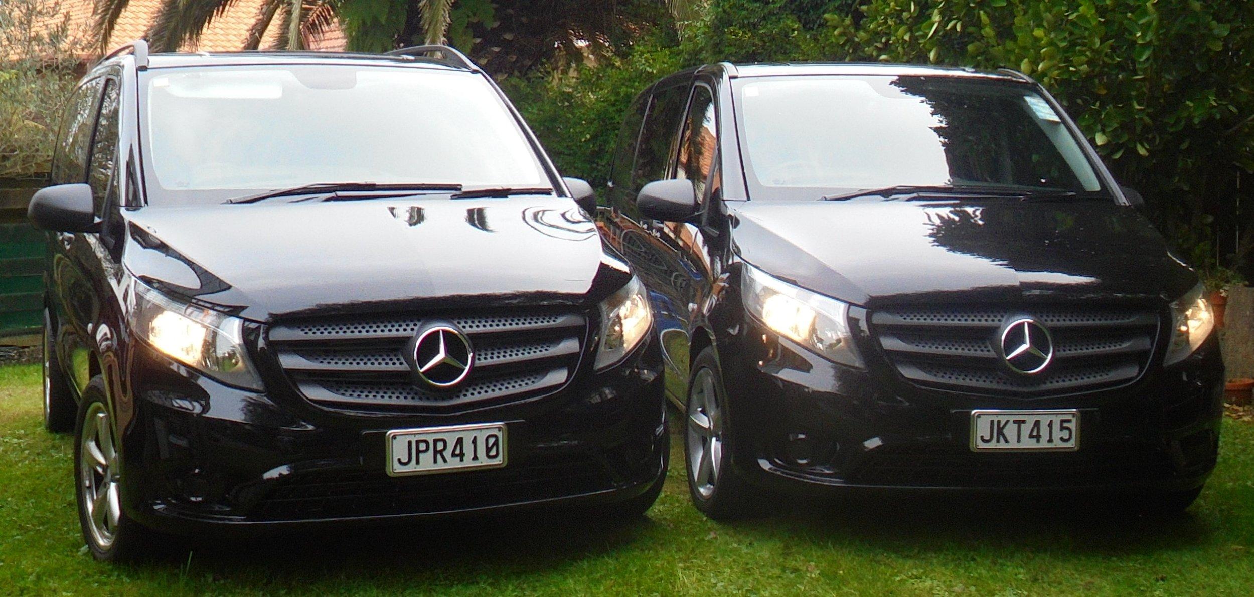 Mercedes Valente 6 Passenger Minivan