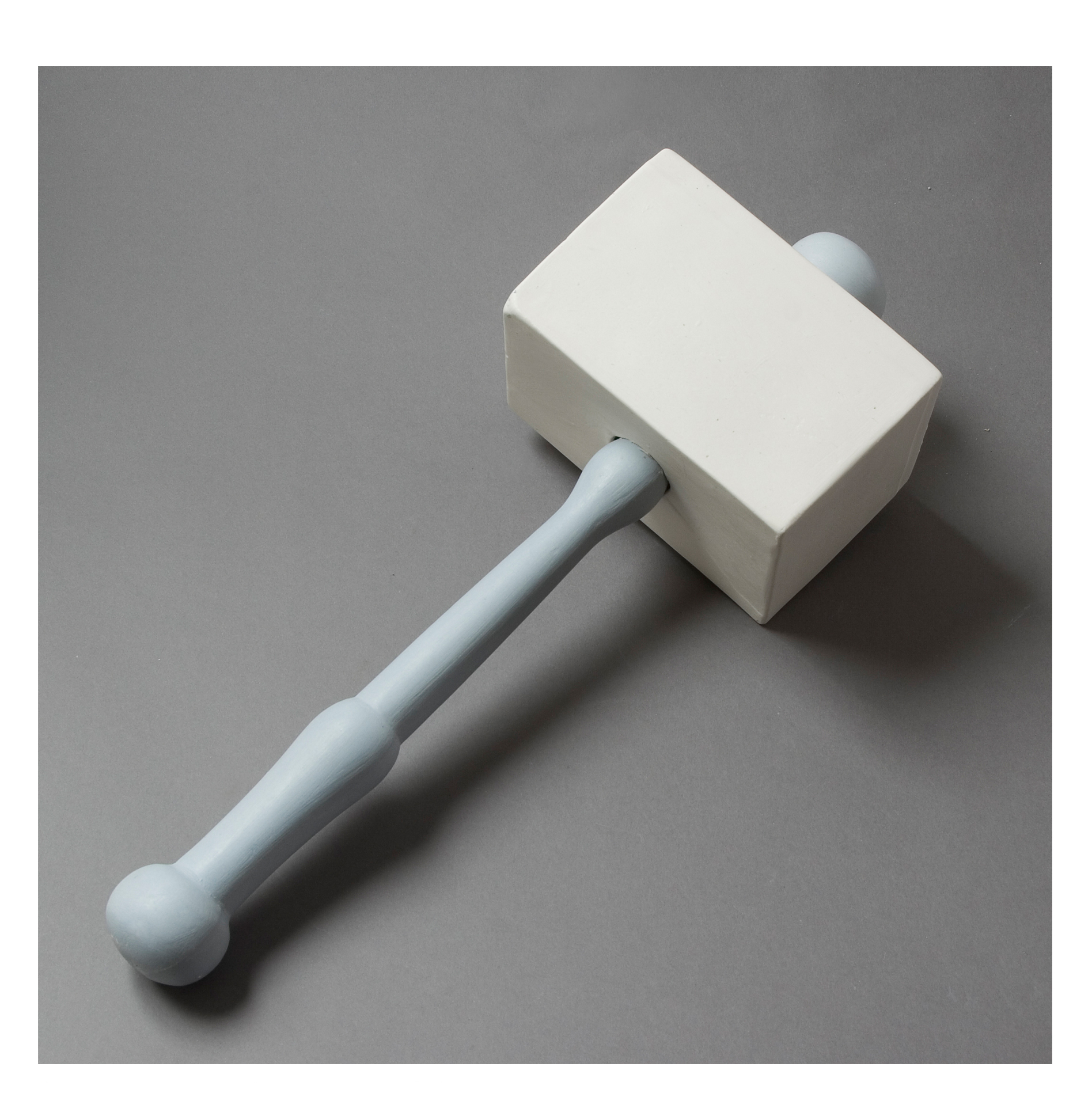 Programmed Obsolescence - Single Use Hammer