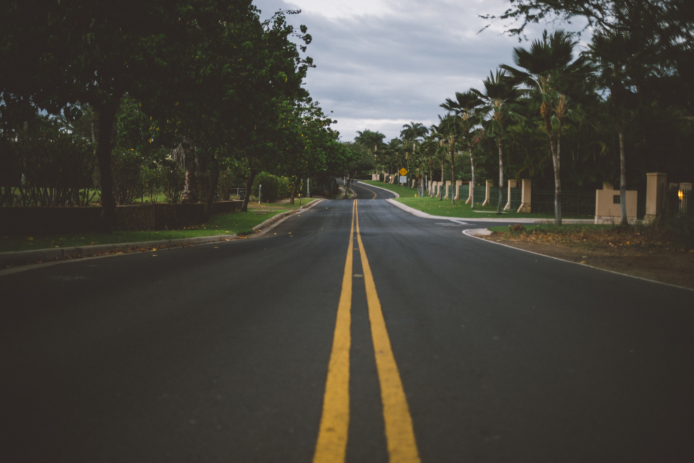 Roads lead everywhere.