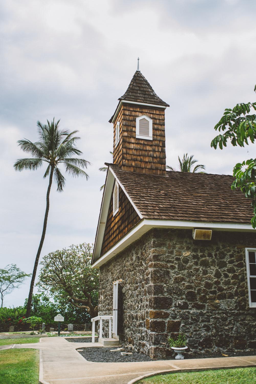 Keawaka'i Church in Makena