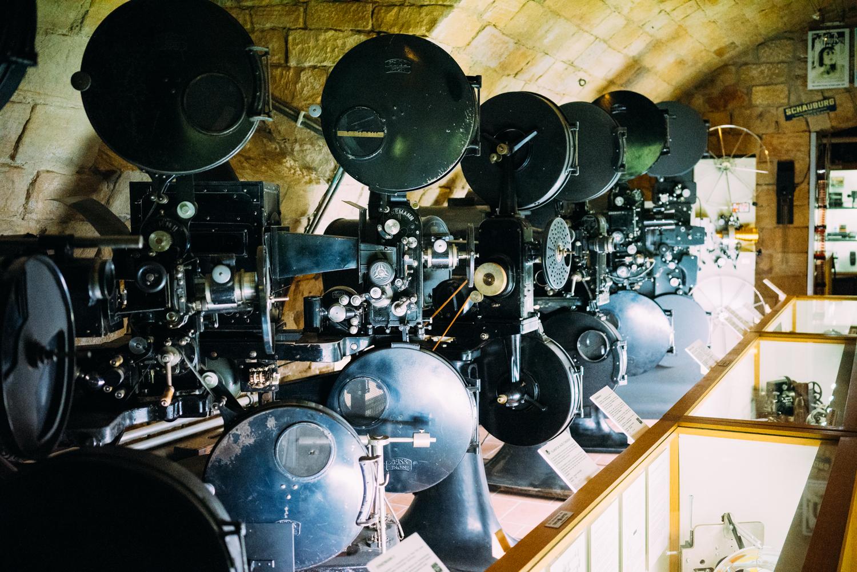 Some cine Cameras
