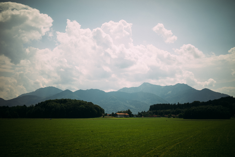On the way to Austria.