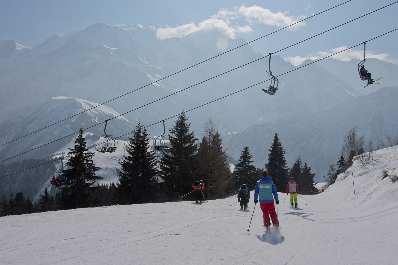 MS Trust Monster Ski