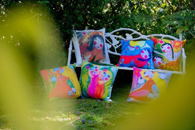 Alexandra Ranken Cushions